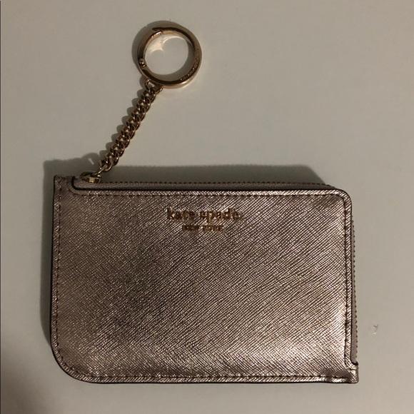 💕Kate Spade Keychain Wallet